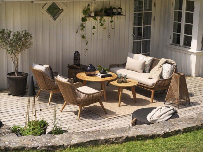Kaip sukurti jaukią terasą